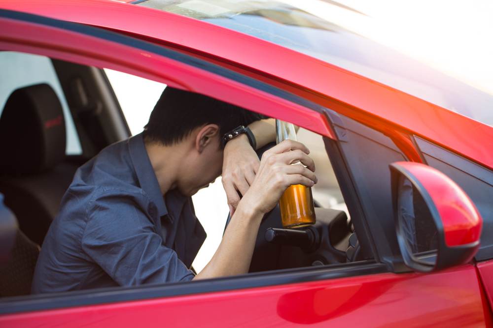 dui and background check